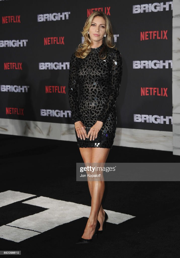 Actress Dawn Olivieri attends the premiere of Netflix's 'Bright' at Regency Village Theatre on December 13, 2017 in Westwood, California.
