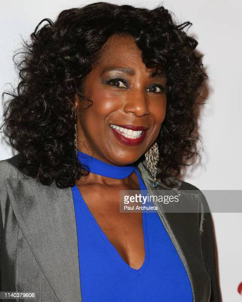 Actress Dawnn Lewis attends the 10th Annual Indie Series Awards at The Colony Theater on April 03 2019 in Burbank California