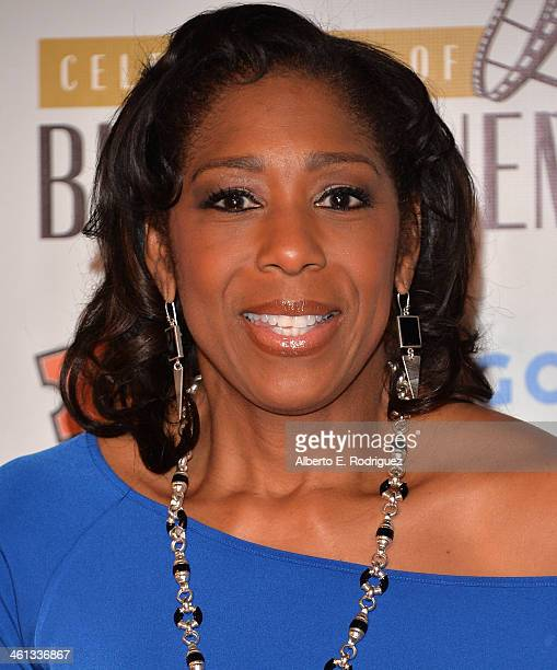 Actress Dawnn Lewis attends the Broadcast Film Critics Association's Celebration of Black Cinema at the House of Blues Sunset Strip on January 7 2014...