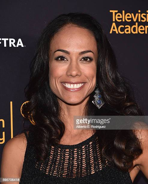 Actress Daya Vaidya attends the Television Academy And SAGAFTRA's 4th Annual Dynamic and Diverse Celebration at The Saban Media Center on August 25...