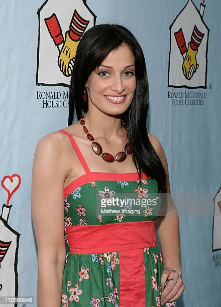 Actress Dayanara Torres at the Ronald McDonald House Charities Celebrity Mother's Day Event held at the LA Ronald McDonald House on April 29 2008 in...