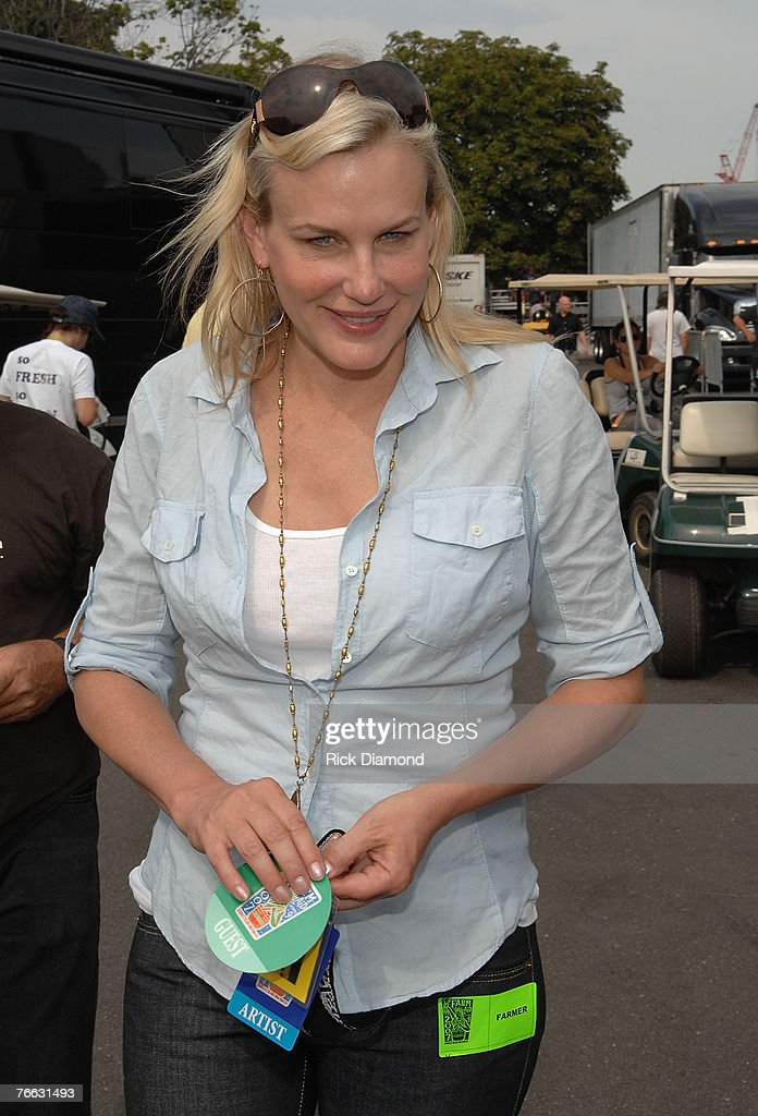 Farm Aid 2007 - Press Confrence and Backstage : ニュース写真