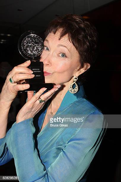 Actress Deanna Dunagan attends the 62nd Annual Tony Awards on June 15 2008 at the Rainbow Room in New York