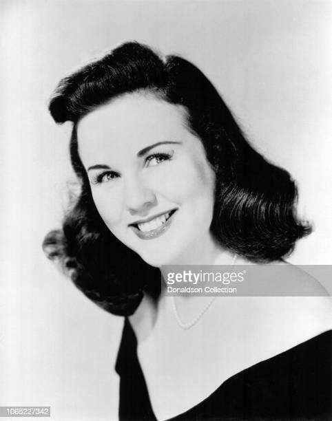 Actress Deanna Durbin in a scene from the movie For the Love of Mary