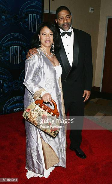 Actress Debbie Allen and husband Norman Nixon arrive at the American Society Of Cinematographers 19th Annual Outstanding Achievement Awards held at...