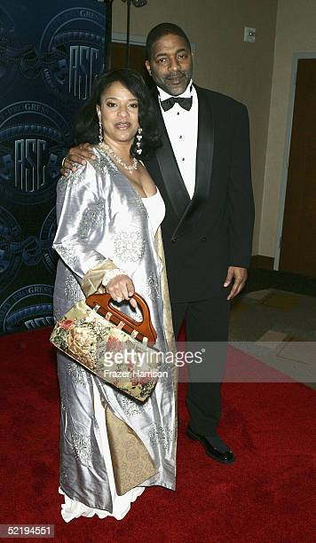 Actress Debbie Allen and husband Norman Nixon arrives at the American Society Of Cinematographers 19th Annual Outstanding Achievement Awards held at...