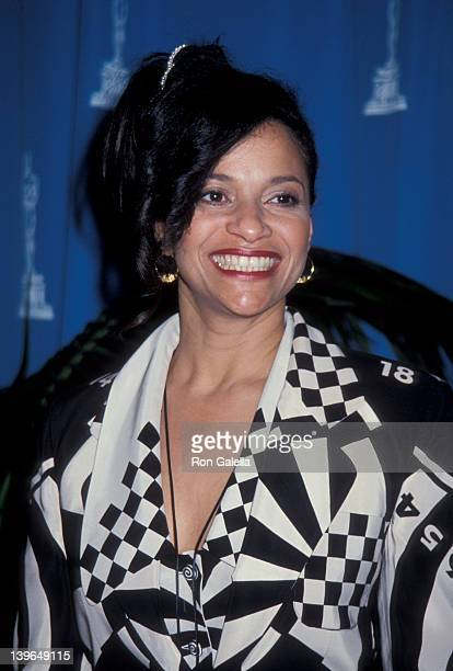 "Actress Debbie Allen attending ""Nominees Luncheon For 65th Annual Academy Awards"" on March 16, 1993 at the Beverly Hilton Hotel in Beverly Hills,..."