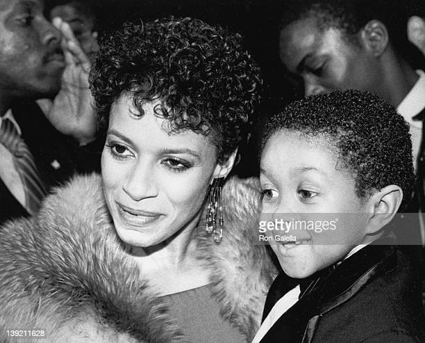 Actress Debbie Allen attending the taping of Martin Luther King JrA Celebration Of Life on January 8 1984 at the Kennedy Center in Washington DC
