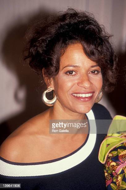 "Actress Debbie Allen attending ""Women In Film Awards"" on June 7, 1991 at the Century Plaza Hotel in Century City, California."
