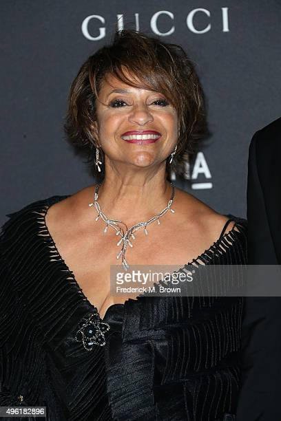 Actress Debbie Allen attends LACMA 2015 ArtFilm Gala Honoring James Turrell and Alejandro G Iñárritu Presented by Gucci at LACMA on November 7 2015...