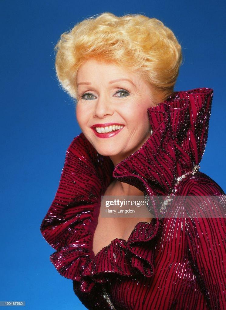 Debbie Reynolds Portrait Session : News Photo