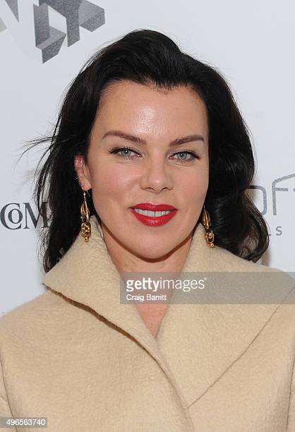 Actress Debi Mazar appears during 'Inside TV Land's Hit Show 'Younger' With TV Icon Darren Starr Patricia Field And Debi Mazar' at The Fast Company...