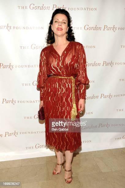 Actress Debi Mazar attends 2013 Gordon Parks Foundation Awards at The Plaza Hotel on June 4 2013 in New York City
