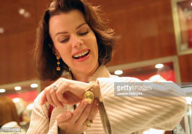Debi Mazar Stock Photos And Pictures Getty Images