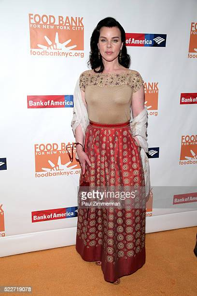 Actress Debi Mazar attends the 2016 Food Bank For New York Can-Do Awards Dinner at Cipriani Wall Street on April 20, 2016 in New York City.