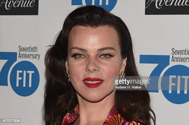 Actress Debi Mazar attends the FIT Foundation Gala June 15 2015 in New York City