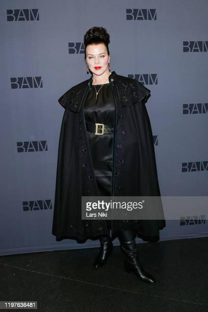 """Actress Debi Mazar attends the opening night party for """"Medea"""" at the BAM Harvey Theater on January 30, 2020 in New York City."""