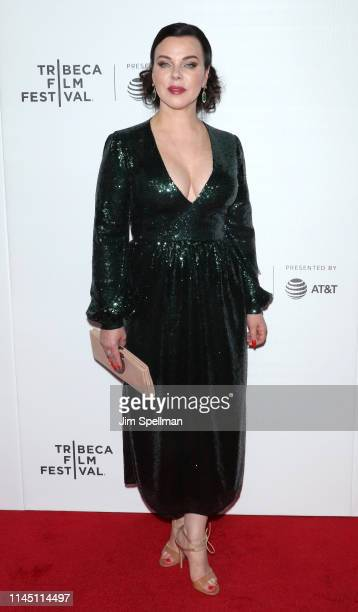 """Actress Debi Mazar attends the Tribeca TV screening of """"Younger"""" during the 2019 Tribeca Film Festival at Spring Studios on April 25, 2019 in New..."""