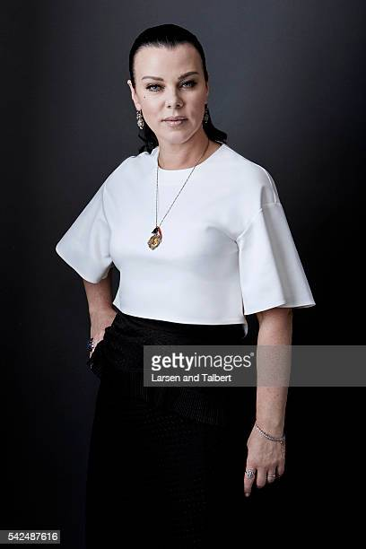 Actress Debi Mazar is photographed for Entertainment Weekly Magazine at the ATX Television Fesitval on June 10 2016 in Austin Texas