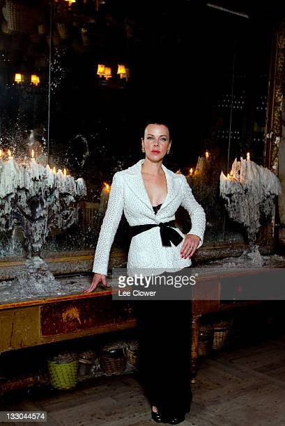 Actress Debi Mazar photographed for New York Times on October 25 2011 in New York City