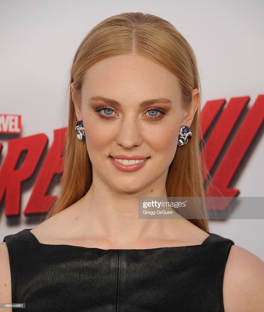 "Premiere Of Netflix's ""Marvel's Daredevil"" - Arrivals"