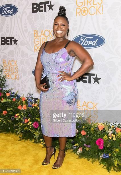 Actress Deborah Joy Winans attends 2019 Black Girls Rock at NJ Performing Arts Center on August 25 2019 in Newark New Jersey