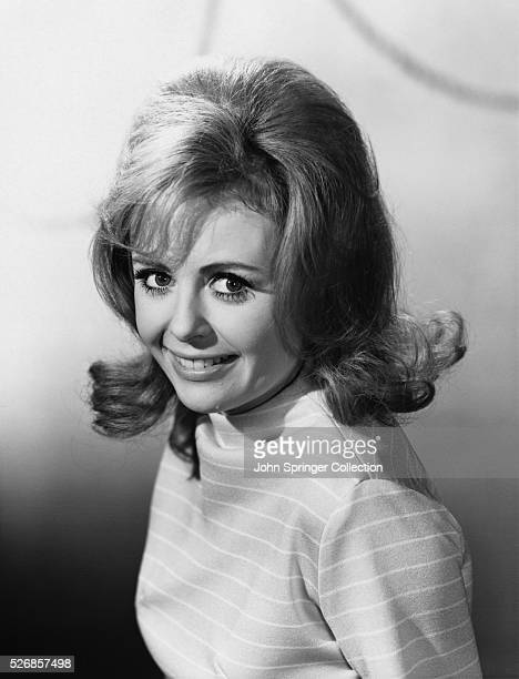 Actress Deborah Walley at the time of her appearance on the television series The MothersInLaw