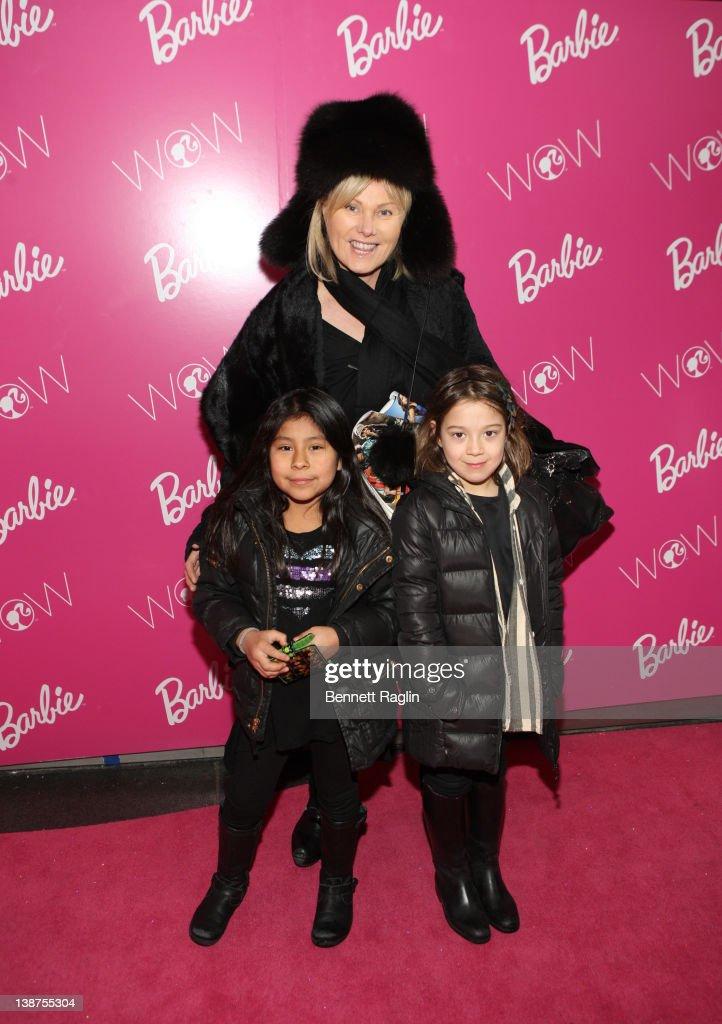 Barbie: The Dream Closet - Fall 2012 Mercedes-Benz Fashion Week