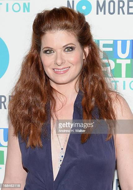 Actress Debra Messing attends the 2013 Joyful Heart Foundation Gala at Cipriani 42nd Street on May 9 2013 in New York City