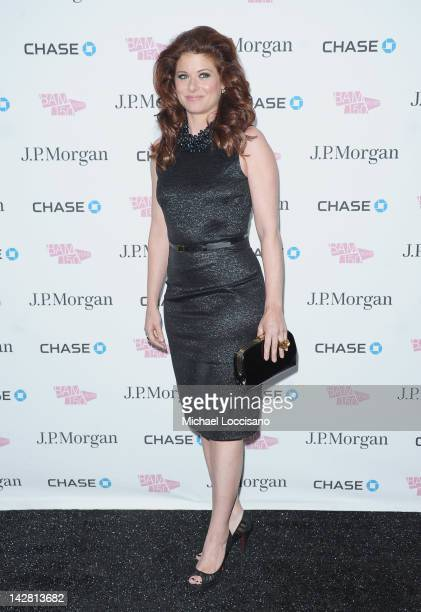 Actress Debra Messing attends the BAM 150th Anniversary gala at the BAM Howard Gilman Opera House on April 12, 2012 in New York City.