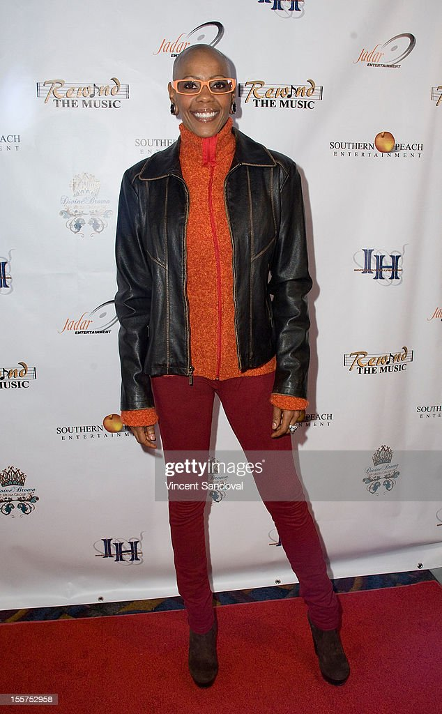 Actress Debra Wilson attends the Independent Hollywood's '90's Nostalgia Film & Music Tour' at L.A. LIVE on November 7, 2012 in Los Angeles, California.