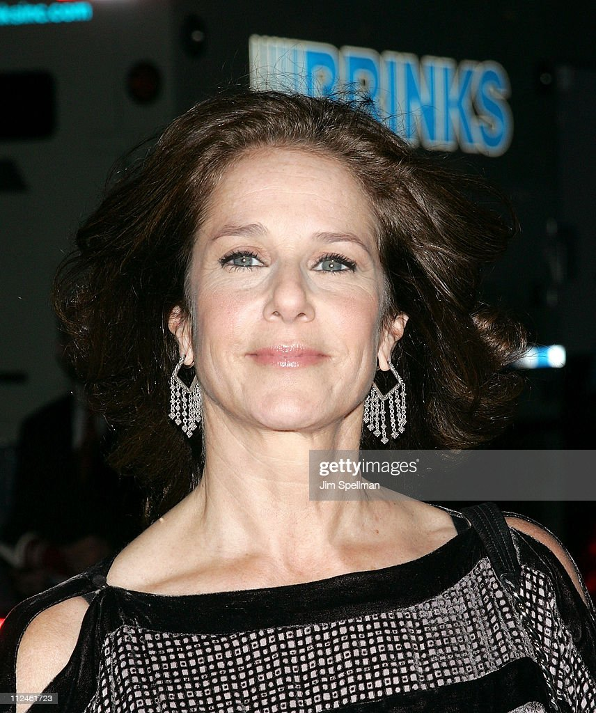 Actress Debra Winger attends the Cinema Society and Lancome screening of 'Rachel Getting Married' at the Landmark Sunshine Theater on September 25, 2008 in New York City.
