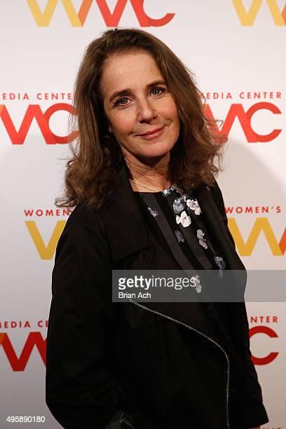Actress Debra Winger attends The Women's Media Center 2015 Women's Media Awards on November 5 2015 in New York City