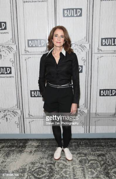 Actress Debra Winger attneds Build Series to discuss her new film 'The Lovers' at Build Studio on May 4 2017 in New York City