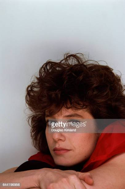 Actress Debra Winger