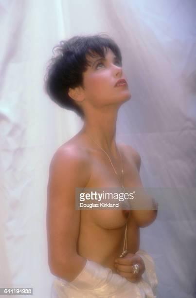 Actress Debrah Farentino Topless