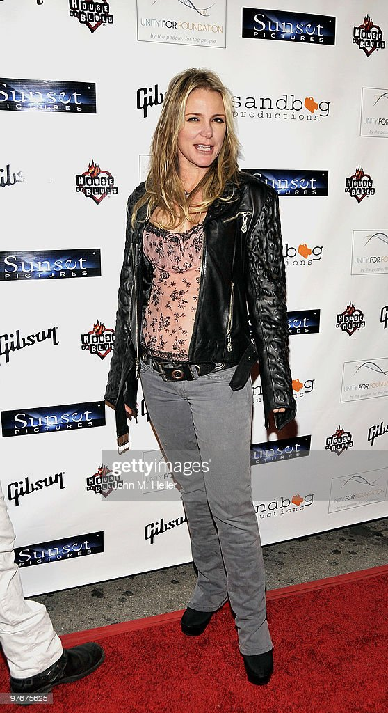 Actress Dee Dee Pfeiffer attends the 'Unity For Peace' Benefit Concert at the House Of Blues on March 12, 2010 in Los Angeles, California.