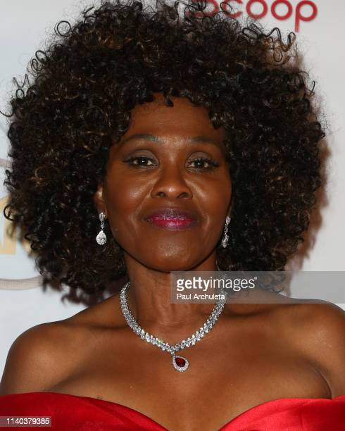 Actress Dee Freeman attends the 10th Annual Indie Series Awards at The Colony Theater on April 03 2019 in Burbank California