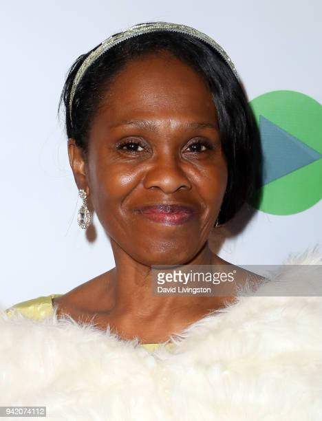 Actress Dee Freeman attends the 9th Annual Indie Series Awards at The Colony Theatre on April 4 2018 in Burbank California