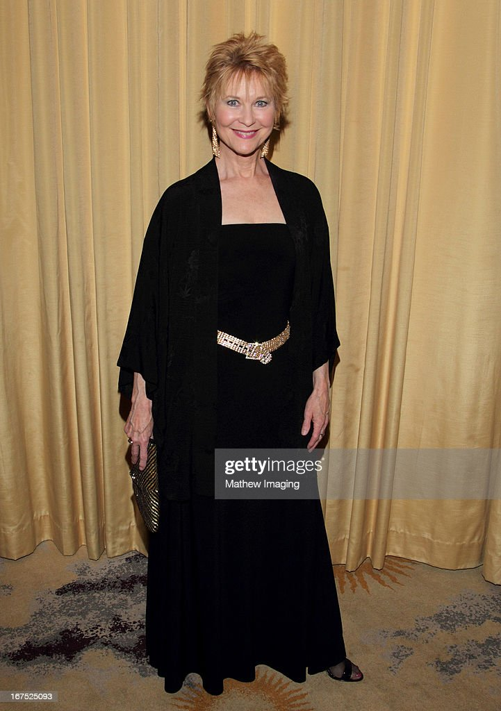 Actress Dee Wallace arrives at the 17th Annual PRISM Awards at the Beverly Hills Hotel on April 25, 2013 in Beverly Hills, California.