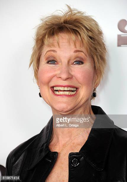 Actress Dee Wallace arrives for the Premiere Of JR Productions' 'Halloweed' held at TCL Chinese 6 Theatres on March 15 2016 in Hollywood California