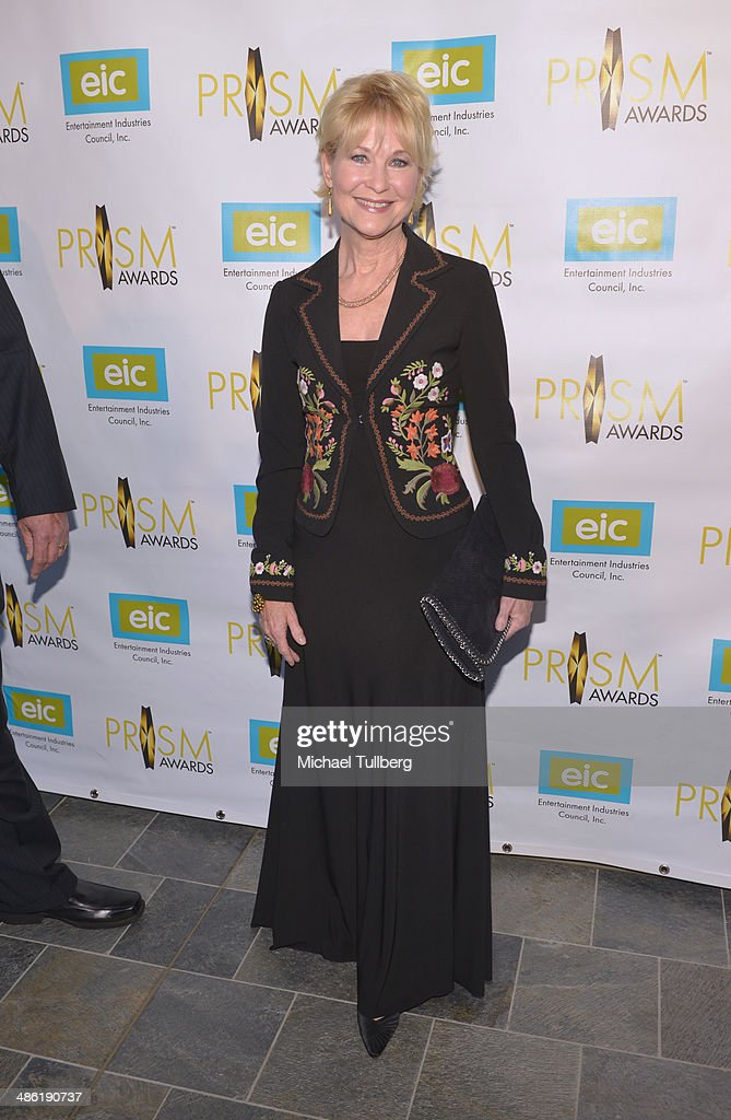 Actress Dee Wallace attends the 18th Annual PRISM Awards Ceremony at Skirball Cultural Center on April 22, 2014 in Los Angeles, California.