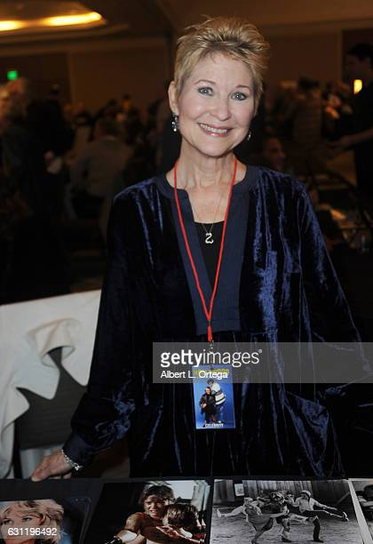 Actress Dee Wallace attends The Hollywood Show held at The Westin Los Angeles Airport on January 7 2017 in Los Angeles California