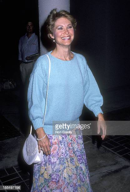 Actress Dee Wallace attends the Universal Studios Hosts Private Bash for Celebrities to Kick-Off the Opening Weekend Festivities on June 6, 1990 at...