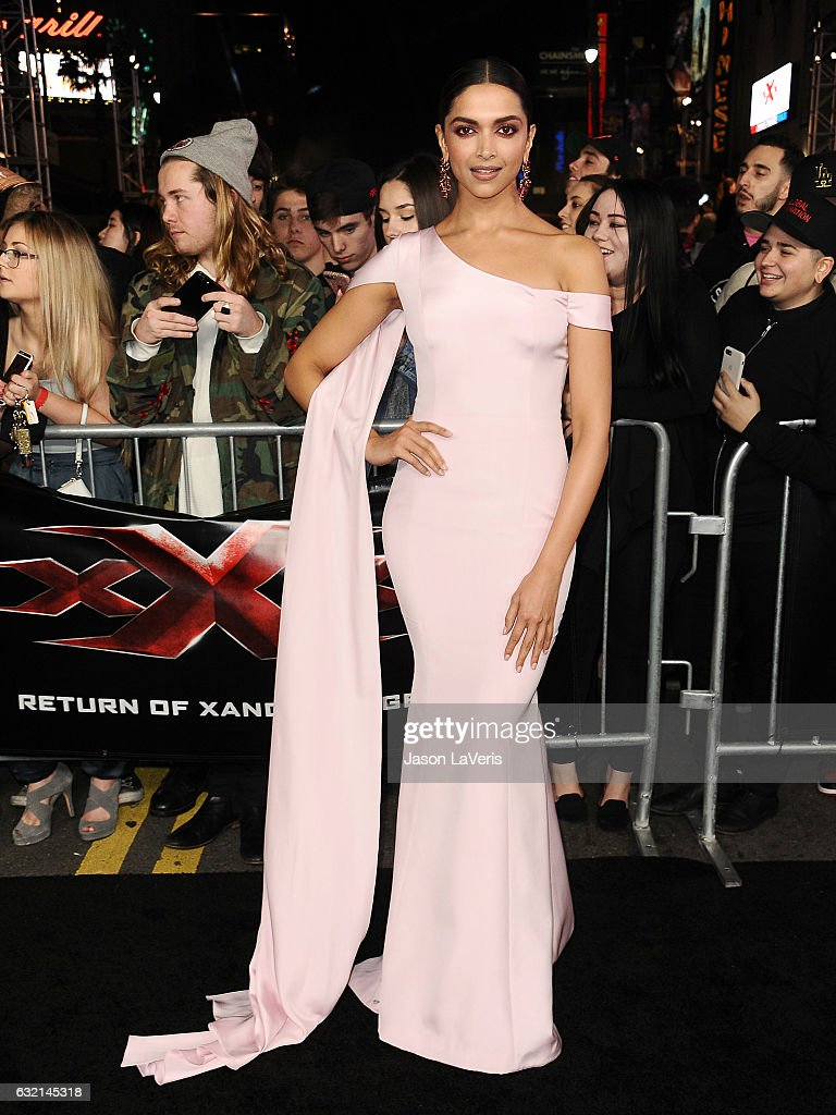 """Premiere Of Paramount Pictures' """"xXx: Return Of Xander Cage"""" - Arrivals"""