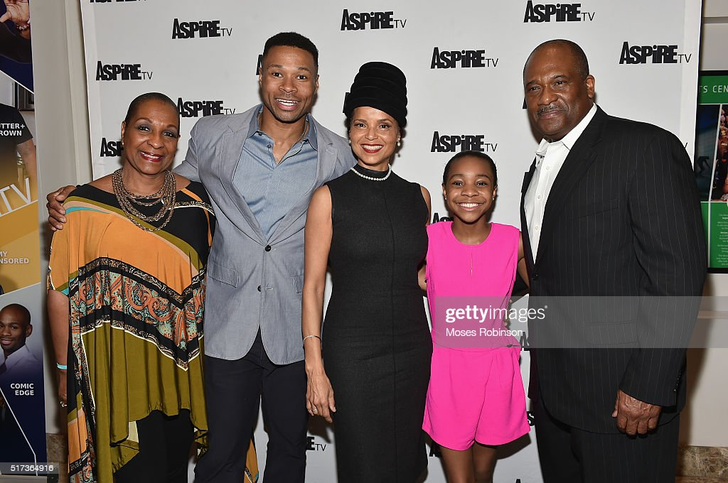 "Premiere Screening Of The Aspire Original ""Magic In The Making"" : News Photo"