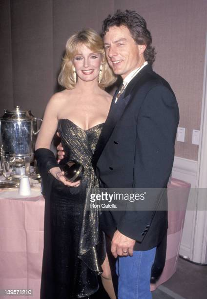 Actress Deidre Hall and actor Wayne Northrop attend the 10th Annual Soap Opera Digest Awards on February 4 1994 at Beverly Hilton Hotel in Beverly...