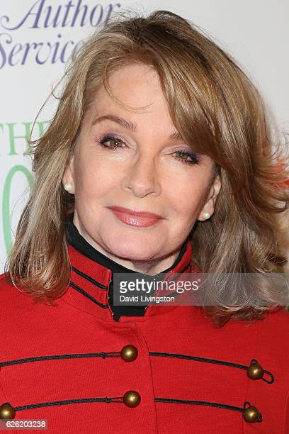 actress deidre hall arrives at the 85th annual hollywood christmas parade on november 27 2016 in