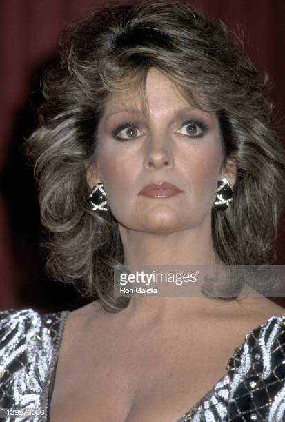 Actress Deidre Hall attends A Gift to Life Dinner/Auction to Benefit the Arizona AIDS Fund Trust on February 10 1986 at The Registry Hotel in...