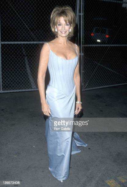 Actress Deidre Hall attends the 15th Annual Soap Opera Digest Awards on February 26 1999 at Universal Amphitheatre in Universal City California